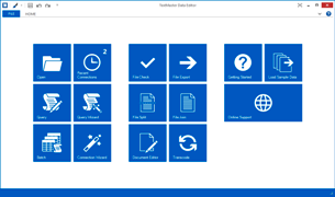 Windows 7 TextMaster Data Editor Standard Edition 3.0.1.9 full